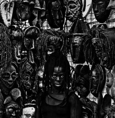 Zanele Muholi, 'Zonk'zizwe, Green Market Square, Cape Town, 2017', 2017