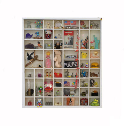"""Ray Geary, '""""Collections 1983-2018""""', ca. 2018"""
