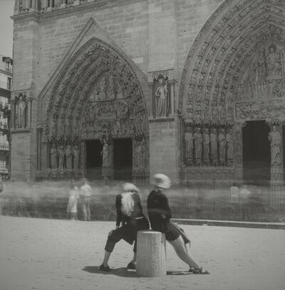 Alexey Titarenko, 'Notre Dame, Paris', 2000