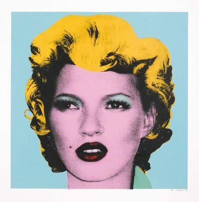 Banksy, 'Kate Moss (Original Colour)', 2005