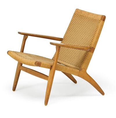 Hans Jørgensen Wegner, 'Lounge chair, Denmark', 1950s