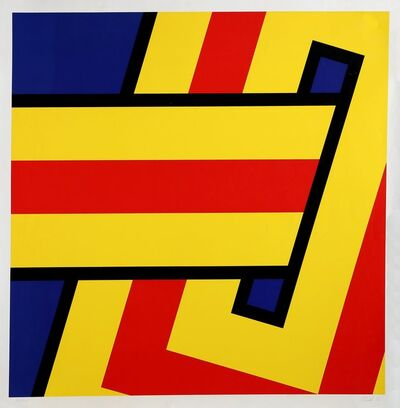 Pierre Clerk, 'Untitled 6', 1972