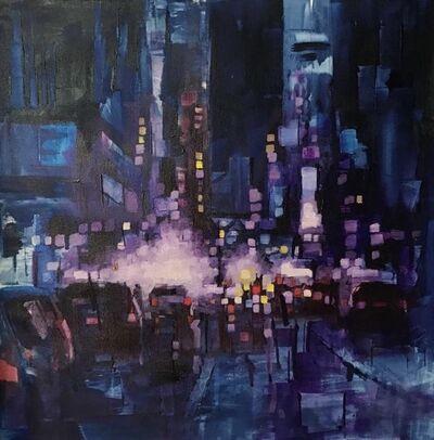 Arne Spangereid, 'Cityscape #4', 2019