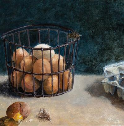 Anna B. McCoy, 'Broken Egg'