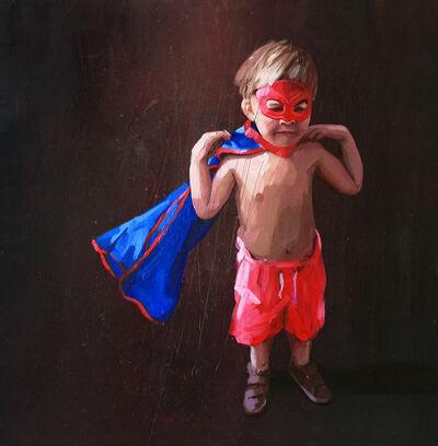 Matt Lambert (b. 1982), 'Reluctant Hero II', N/A