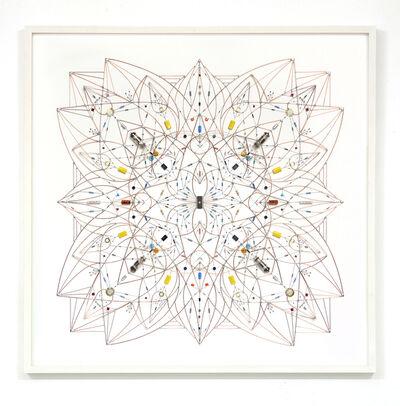 Leonardo Ulian, 'Technological Mandala# 92 - Model of everything ', 2016