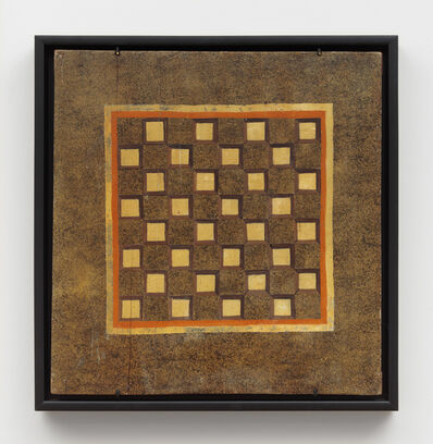 Unknown Artist, 'Checkers Variation Game Board ', Early 20th century