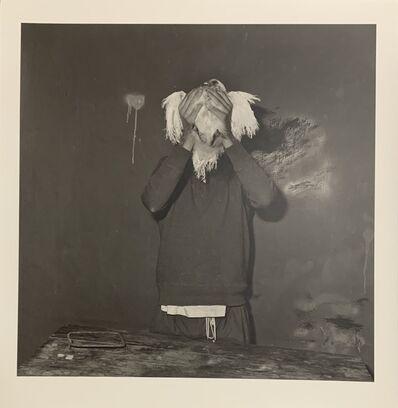 Roger Ballen, 'Little chicken mask', 2002