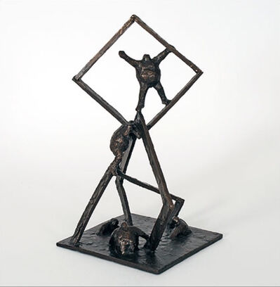 Keld Moseholm, 'Men with squares'