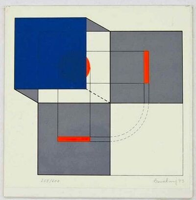 Agostino Bonalumi, 'Untitled ', 1973