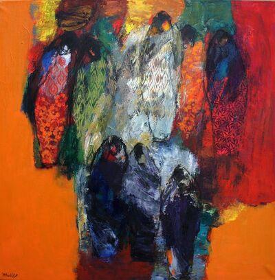 Omar Al Rashid, 'On the Way', 2016