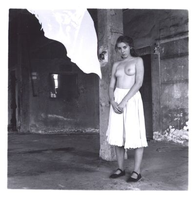 Francesca Woodman, 'From a series on Angels, Rome, Italy', 1997