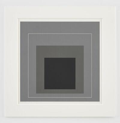 Josef Albers, 'WLS IX', 1966