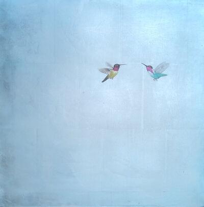 Carolyn Reynolds, 'Duo Over Blue II', 2020