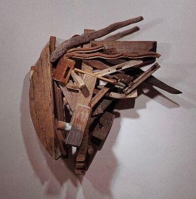 Hwang  Buh-Ching, 'Head III', 1994