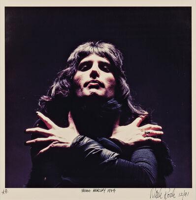 Mick Rock, 'Freddie Mercury', 1974-proof printed in 1991