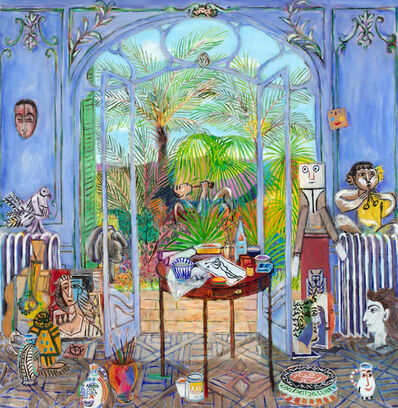 Damian Elwes, 'Picasso's Studio (Cannes, 1959)', 2019