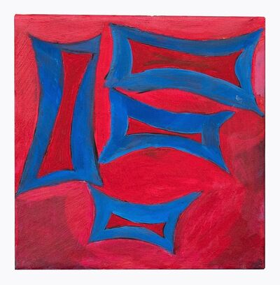 Giorgio Lo Fermo, 'Blue Minimalism', 2020