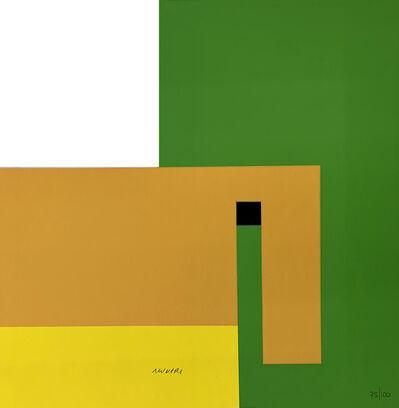 Bruno Munari, 'Variazioni cromatiche', 1995