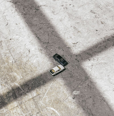Jorge Macchi, ' Accidente en Rotterdam', 1996-1998
