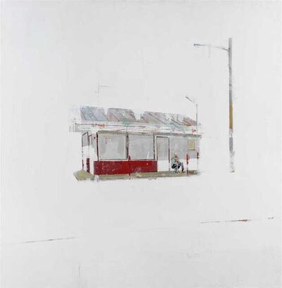 Brett Amory, 'Waiting #71', 2010