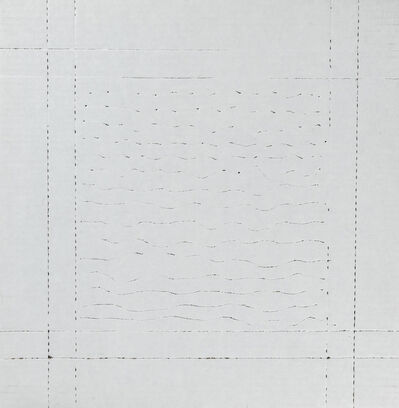 Paolo Masi, 'Untitled', 1974