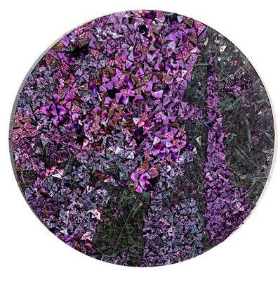 Mabel Poblet, 'Violet Garden', 2019