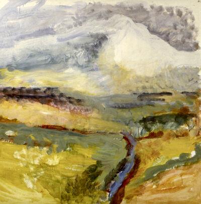 Kristin Barton, 'Paesaggio di Umbria', 1996