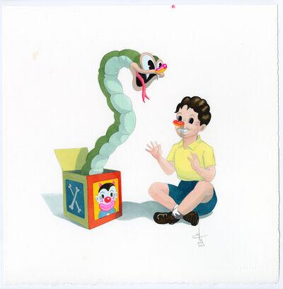 Victor Castillo, 'Le Pais du Serpent 4', 2019
