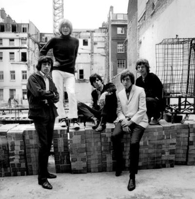 Gered Mankowitz, 'The Rolling Stones. Ormond Yard. ', 1965