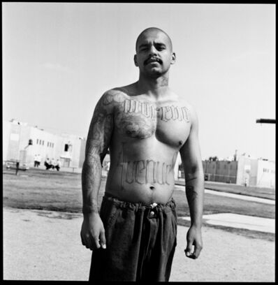 Hunter Barnes, '#2 California State Prison', 2003