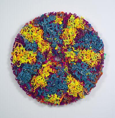 Yael Kanarek, 'Rainbow, towards a New Balance (Made in the USA)', 2013