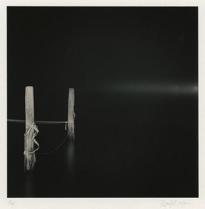 Rolfe Horn, 'Tied Poles, Barnegate Bay, NJ', 1998