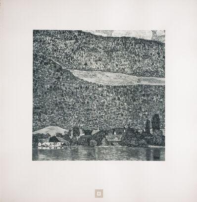 Gustav Klimt, 'Unterach on Lake Atter [Gustav Klimt An Aftermath]', 1931