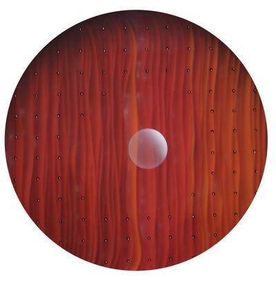 Joan Belmar, 'Red 3D-Sphere', 2015