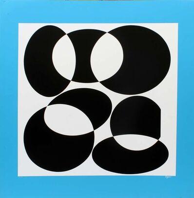 Yaacov Agam, 'Untitled 3', 1981