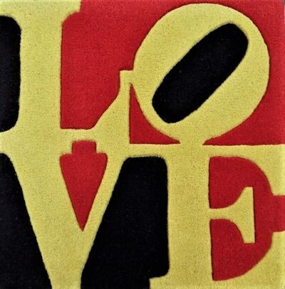 Robert Indiana, 'Love', 2005