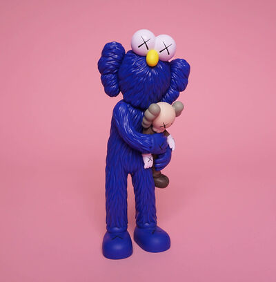 KAWS, 'TAKE, KAWSONE OPEN EDITION (BLUE)', 2020