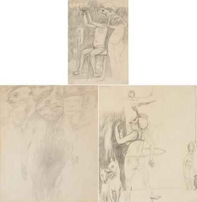 Sidney Goodman, 'Untitled'