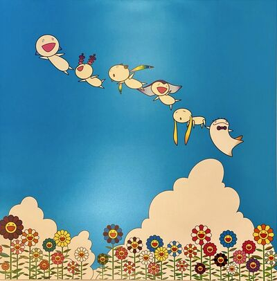 Takashi Murakami, 'Planet 66: Summer Vacation ', 2004