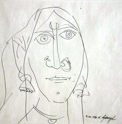 Laxma Goud, 'Lady', 1976