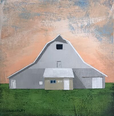 Justin Wheatley, 'Gray Barn ', 2020