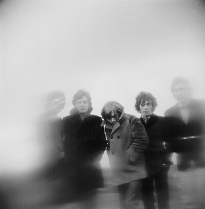 Gered Mankowitz, 'The Rolling Stones. Primrose Hill, Northwest London.', 1967