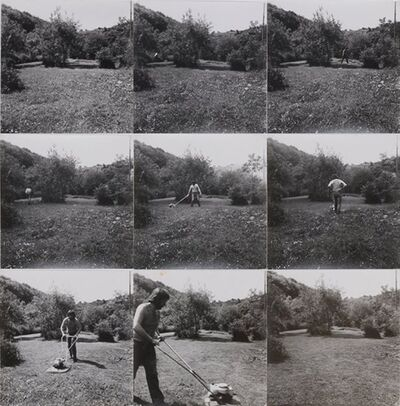 Keith Arnatt, 'Banausic Effort', 1973