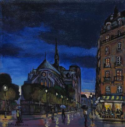 Josep Moscardó, 'Hivern a Paris'