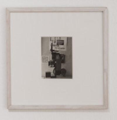 Franz Ehrlich, 'Preliminary Course, Joost Schmidt, Typography Workshop, Term Final Works | Semester Abschlussarbeiten von Vorkurs. Joost Schmidt, Typography Werkstatt', ca. 1928