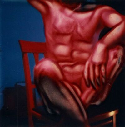 Lucas Samaras, 'Photo-Transformation', 1976