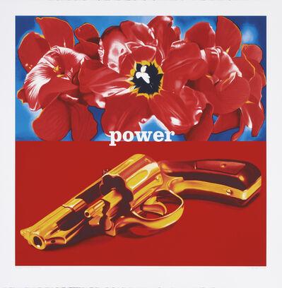 Philippe Huart, 'Flower power pop', 2007