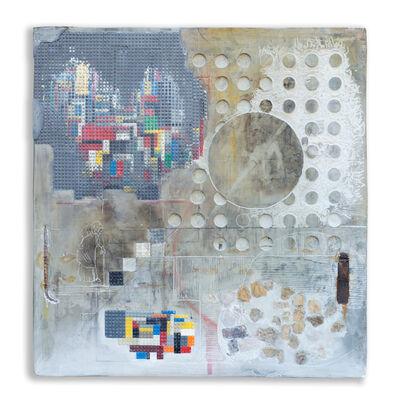 Yazan Abu Salameh, 'Walled Off View', 2021