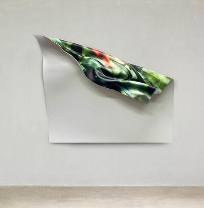Hubertus Hamm, 'Molded Plate with Pin, No. 2, 2020 ', 2020